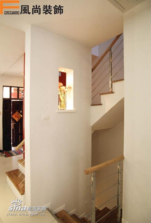 简约 别墅 楼梯图片来自用户2557010253在温馨港湾92的分享