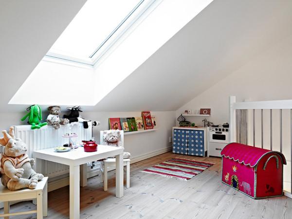 儿童房的设计 也别具一心,特别喜欢这种清爽的感觉!