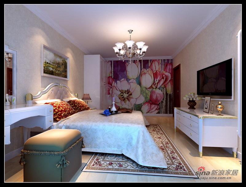 欧式 三居 卧室图片来自用户2745758987在我的专辑513502的分享