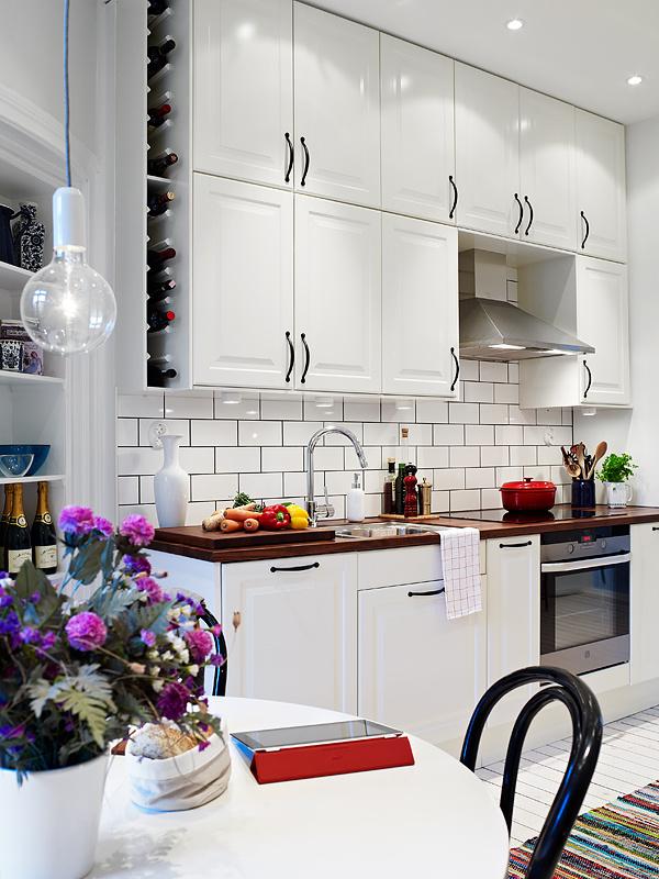 厨房 白色 小清新 白富美图片来自用户2739081033在默认石榴记的分享