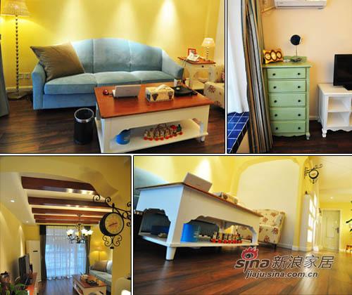 地中海 二居 客厅图片来自用户2757320995在85平南意大利地中海风情41的分享
