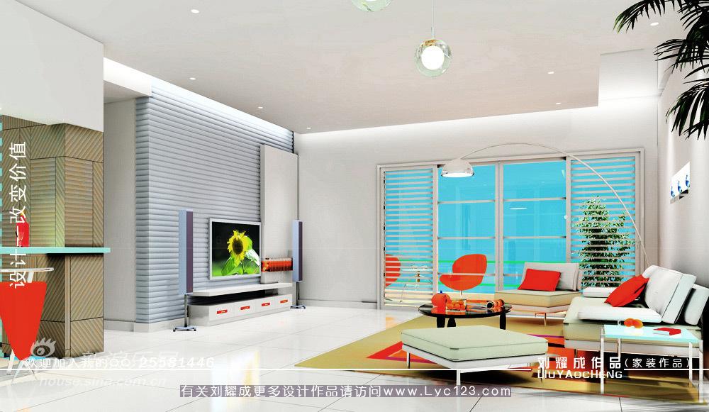 简约 三居 客厅图片来自用户2738813661在我的专辑802702的分享
