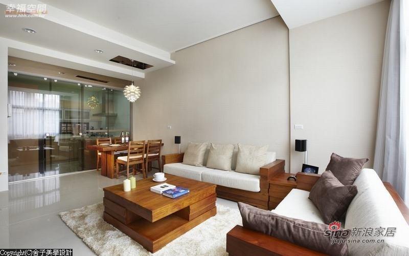 混搭 跃层 客厅图片来自幸福空间在【高清】165平专属自由空间进行曲36的分享