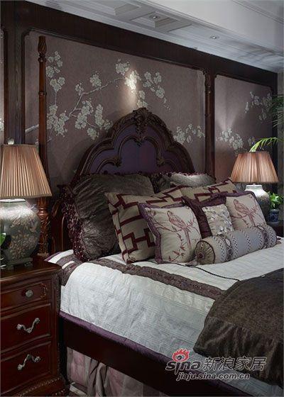 欧式 二居 卧室图片来自用户2746889121在20万精装320平东方大宅96的分享