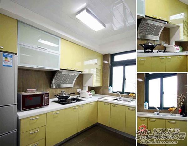 简约 二居 厨房图片来自用户2737782783在90平婚房暖意风格的简单表达96的分享