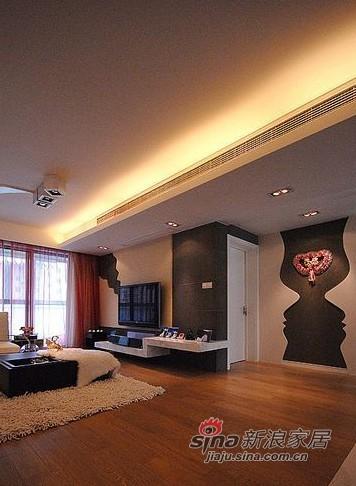 简约 三居 卧室图片来自用户2739378857在10万元半包现代简约3房2厅10的分享