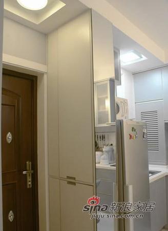 简约 二居 客厅图片来自用户2745807237在8.6万白领86㎡简约两居60的分享