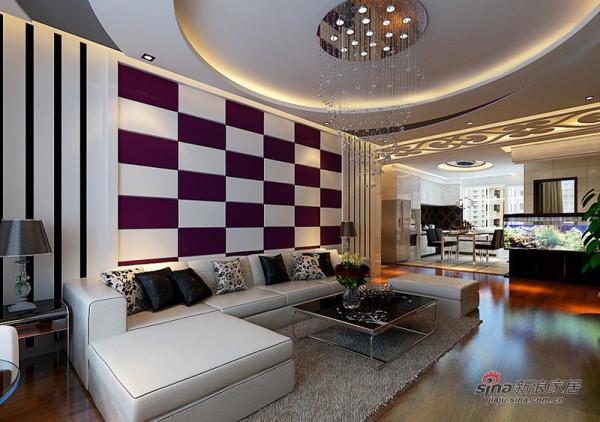 沙发背景墙装修效果图