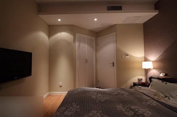 简约 二居 卧室图片来自用户2738829145在80后10万装时尚简约开间两居88的分享