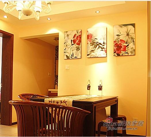 简约 跃层 客厅图片来自用户2739378857在6.6万打造170平古色古香复式97的分享