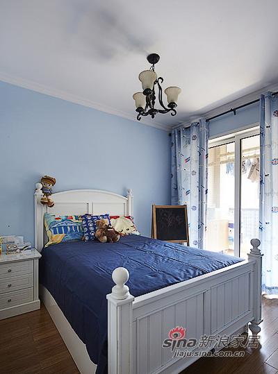 混搭 二居 儿童房图片来自装修微日记在【高清】89平现代美式混搭二人世界91的分享