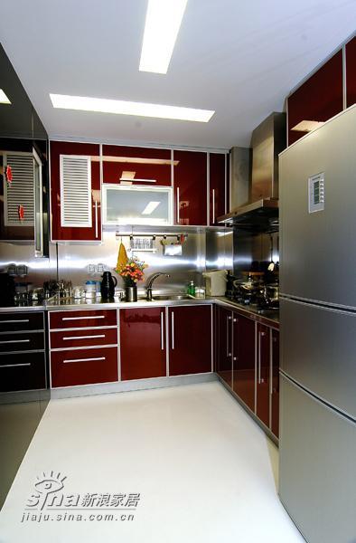 简约 复式 厨房图片来自用户2738093703在阳光loft二17的分享