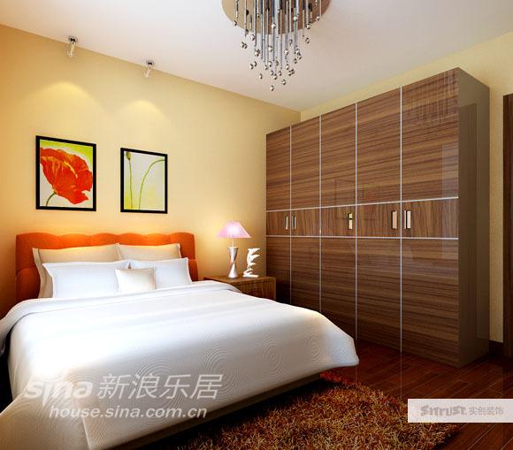简约 三居 卧室图片来自用户2739081033在东南亚风格三居15的分享