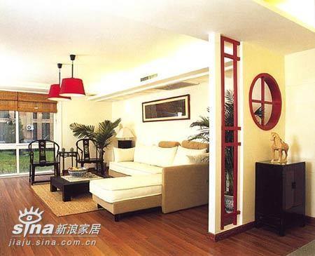 中式客厅10