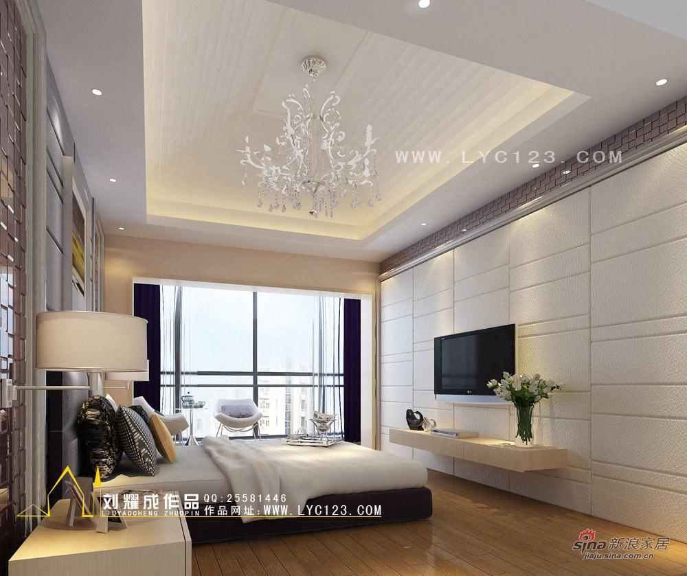 欧式 复式 卧室图片来自用户2772873991在【高清】30万装260平我和春天有个约会68的分享