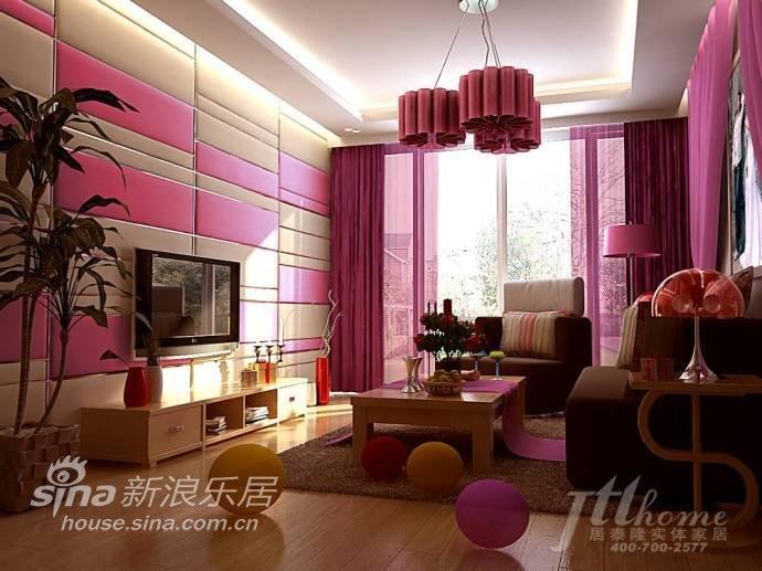 简约 三居 客厅图片来自用户2737950087在一个剩女憧憬的梦幻婚房27的分享