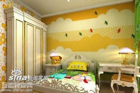 欧式 跃层 卧室图片来自用户2746869241在新古典主义欧风高雅生活二29的分享