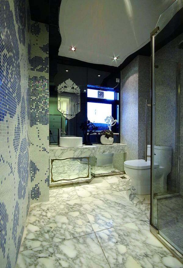 有情调的浴室