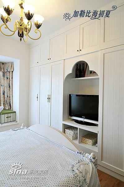 衣柜和电视柜的完美结合
