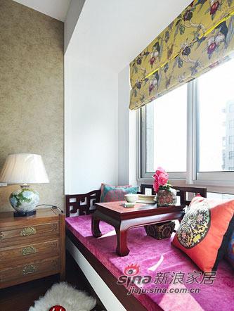中式 三居 其他图片来自用户1907659705在4.8万打造67平香艳中式家47的分享