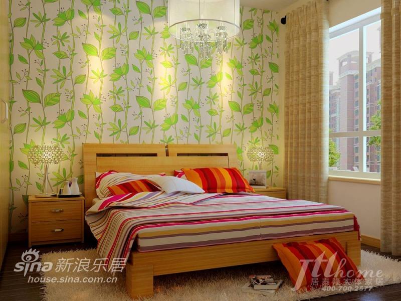 简约 三居 卧室图片来自用户2738093703在惬意暖阳之春意怡人58的分享