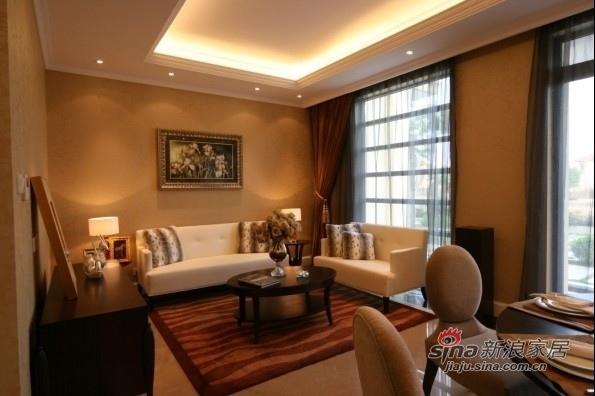 北欧 二居 客厅图片来自用户1903515612在7万营造120平温馨三居室36的分享
