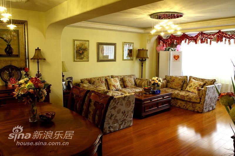 简约 二居 餐厅图片来自用户2737786973在简约美式完美婚房27的分享