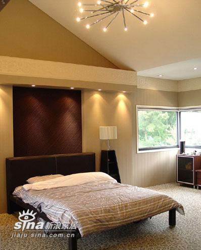 简约 别墅 卧室图片来自用户2738093703在浪漫满屋温馨韩式家居实景60的分享
