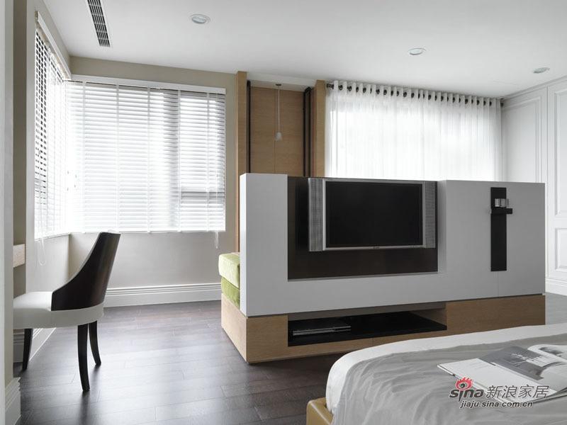 简约 别墅 卧室图片来自用户2745807237在290平台湾高品质别墅设计164的分享