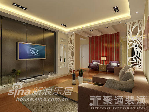 简约 一居 客厅图片来自用户2557979841在嘉景苑98的分享