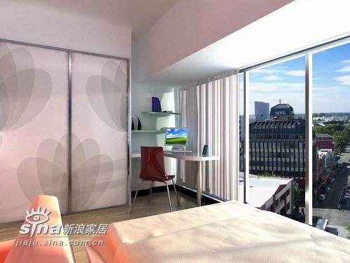 简约 一居 卧室图片来自用户2557010253在水星楼69的分享