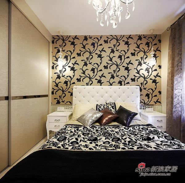 次卧室欧式设计