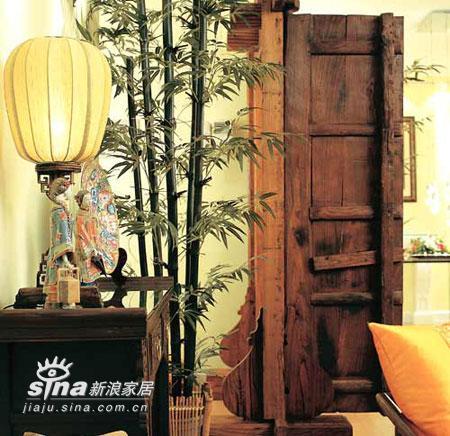 中式 四居 玄关图片来自wulijuan_16在中式家居布置精髓46的分享