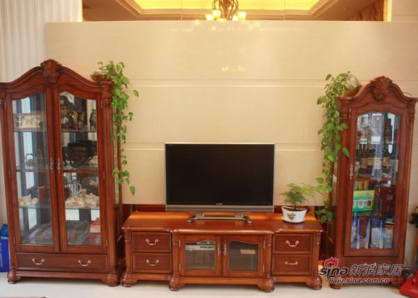 奢华电视背景墙