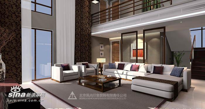 简约 别墅 客厅图片来自用户2738829145在新古典别墅72的分享