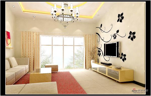 鹅黄色墙漆,粉色毛毯,温馨