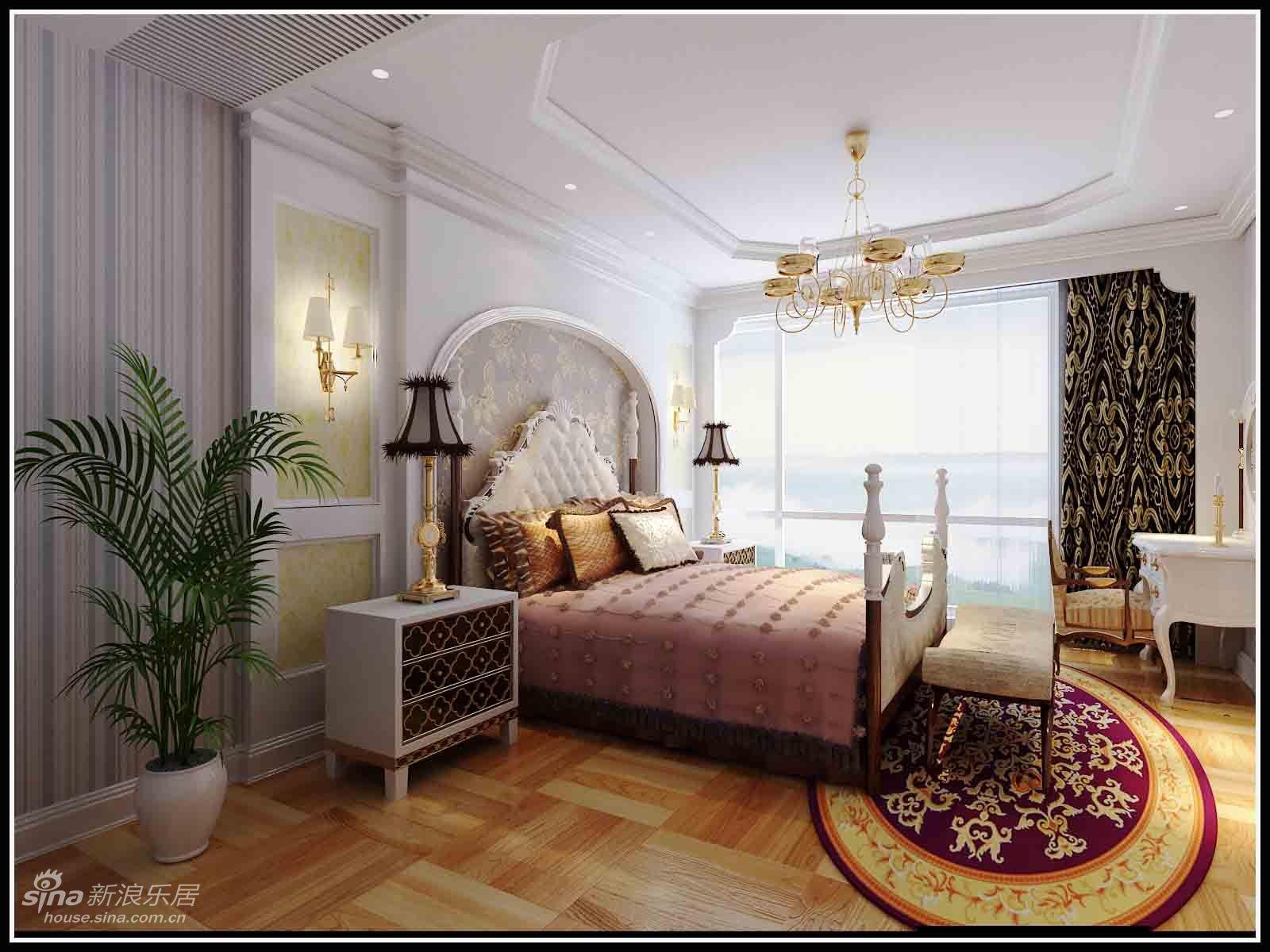 欧式 三居 客厅图片来自用户2772873991在隆昌苑家装样板间装修设计92的分享