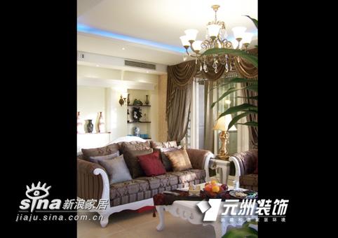 欧式 别墅 客厅图片来自用户2757317061在盛夏的秋果(欧式风格)73的分享