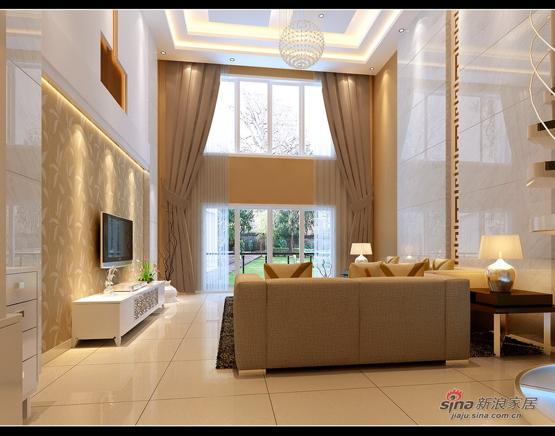 欧式 复式 客厅图片来自用户2557013183在我的专辑898908的分享