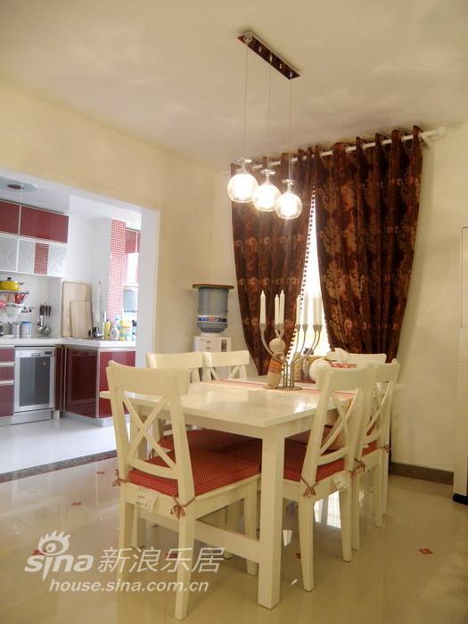 田园 二居 餐厅图片来自用户2737791853在慧谷阳光10的分享