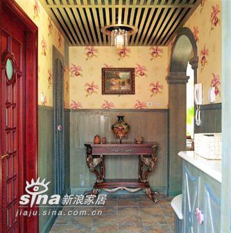 其他 别墅 玄关图片来自用户2771736967在乡村系列165的分享