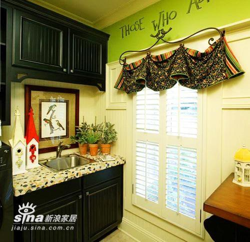 其他 其他 厨房图片来自用户2737948467在44款家居样板间 打造居室的时尚轻松氛围(续1)97的分享