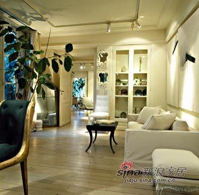 精美欧美客厅设计 享受悠然闲憩空间