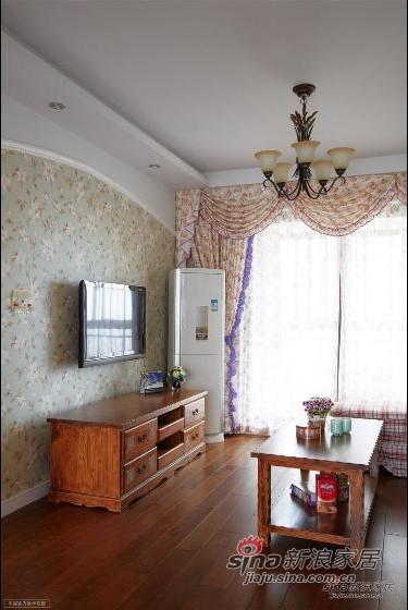 田园 二居 客厅图片来自用户2737946093在135平方田园自然宜人二居室59的分享
