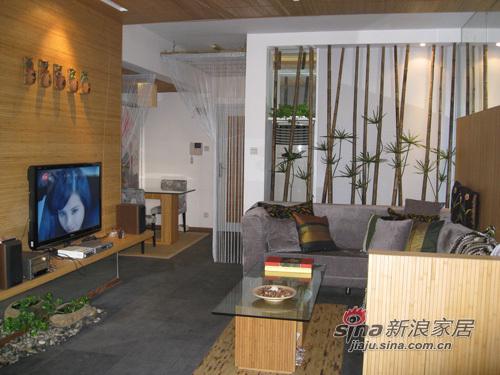 中式 别墅 客厅图片来自用户1907659705在渔樵宅14的分享