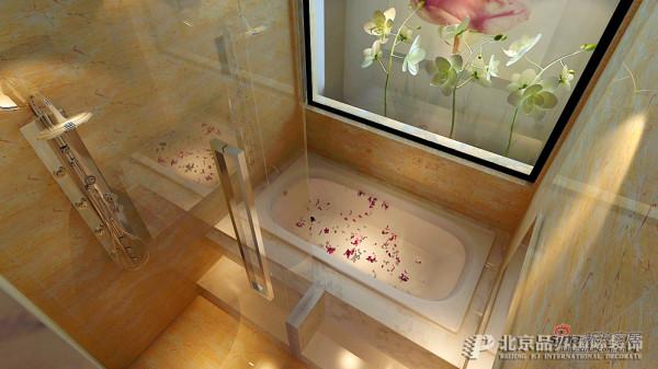 主卫淋浴区
