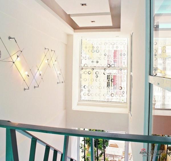 楼梯口风景