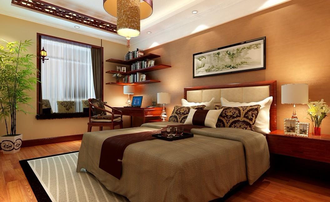 欧式 三居 卧室图片来自用户2746889121在140平米华丽欧式3居室82的分享