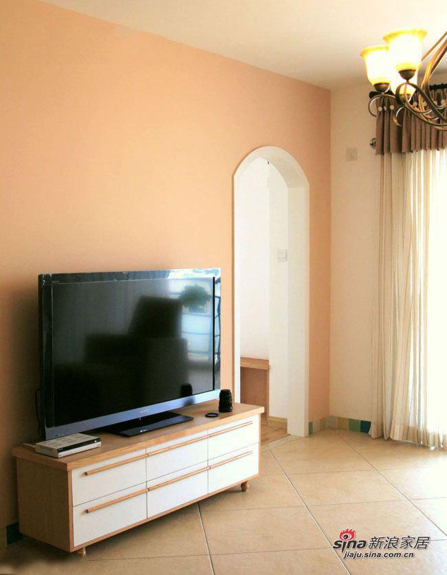 简约 三居 卧室图片来自用户2737786973在4.8万打造100平小清新日式阳光3居95的分享