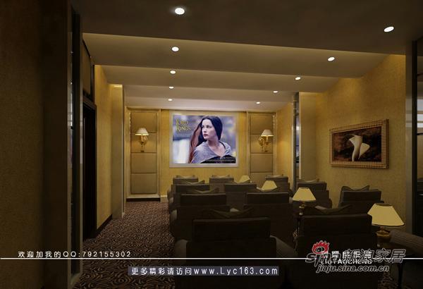 欧式 别墅 客厅图片来自用户2746948411在传说中的豪宅设计52的分享
